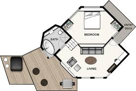 Tree House Floor Plan Tree House Floor Plans