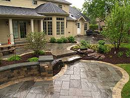 Backyard Stone Ideas Paving Designs For Backyard Far Fetched Best 25 Pavers Ideas On