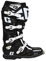 motocross boot reviews new gaerne 2018 mx sg 12 black euro enduro dirt bike racing