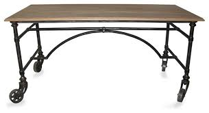 office table on wheels chic office desk on wheels table endearing in best 25 portable