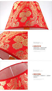 modern ceramic table lamps jingdezhen blanche authentic modern chinese red ceramic table