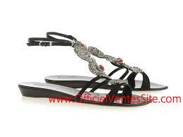 Images of Giuseppe Zanotti Flat Sandals