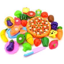les jeux de cuisine pizza eg fruits et légumes pizza préscolaire enfant jeu de rôles cuisine