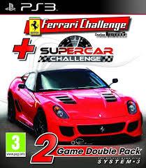 challenge ps3 challenge trofeo pirelli supercar challenge box for