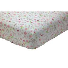 disney princess happily ever after 3 piece crib bedding set pink