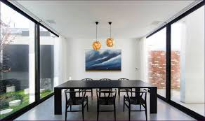 Unique Dining Room Lighting Awesome Pendant Lighting Dining Room Table Gallery Home Design