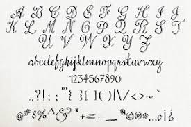 calligraphy font stuff calligraphy font by the pen brush thehungryjpeg