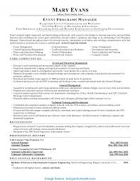 event planner resume regular event planning executive summary event planner resume