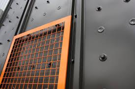 green wall trellis steel treillage 3s bacacier 3s