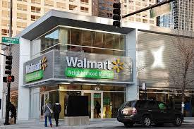 Walmart Floor Plan Walmart Stores Go Small And Urban Plannersweb