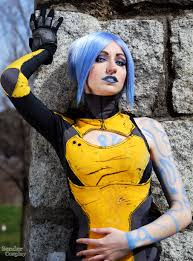 borderlands halloween costume maya the siren by nebulaluben on deviantart