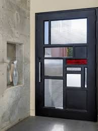Frosted Glass Exterior Door Frosted Glass Front Door New Houzz In 10 Remodeling Markovitzlab