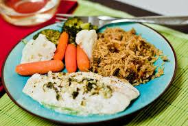 Healthy Fish Dinner Ideas Baked Lemon Garlic White Fish U2013 Recipe The Healthy Wife