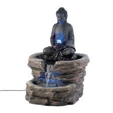 Thailand Home Decor Wholesale Amazon Com Large Color Changing Led Light Thai Hindu Buddha