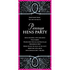 hens night invitation ideas u0026 designs