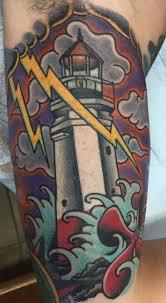 101 best light house tattoos images on pinterest lighthouse