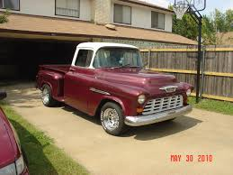Vintage Ford Truck Body Parts - 1955 second series chevy gmc pickup truck u2013 brothers classic truck