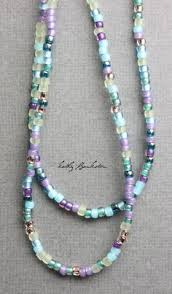 making necklace with bead images 98 best beaded necklace 6 images bead patterns jpg