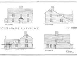 saltbox cabin plans house colonial saltbox house plans