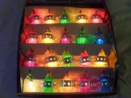 vintage lights 20 pifco santa lights 1970s fully working