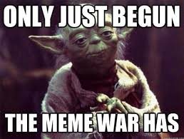 Star Wars Meme - star wars memes meme war lets go ozmin facebook