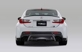 lexus rc wald trd japan has a variety of goodies for the lexus rc f u2013 clublexus