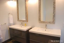 Floating Vanity Ikea Cheap Wood Bathroom Vanities Ikea With Rectangular Vanity Mirror