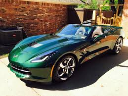 corvette 2014 stingray for sale fs for sale 2014 lime rock green premiere edition 526 of 550