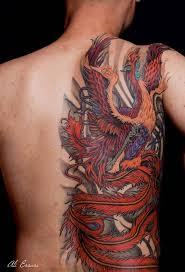 67 great phoenix back tattoo ideas for men and women golfian com
