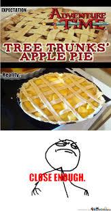 Tree Trunks Meme - tree trunks apple pie by asey meme center