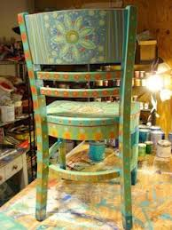 painted chairs images 129 best chairs images on pinterest chairs painted furniture