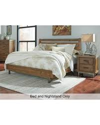 Bed And Nightstand Set Slash Prices On Dondie King Bedroom Set With Sleigh Bed And Single