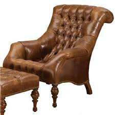 Accent Chairs And Ottomans Accent Chairs And Ottomans Leather By Wesley Story
