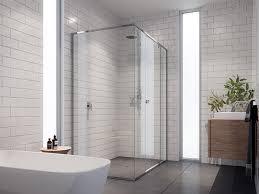 frameless pictures semi frameless showerscreens shower screens stegbar showersceens