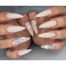 stiletto nails nail art gallery