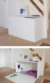 meubles votre maison les 25 meilleures idées de la catégorie meuble litiere chat sur