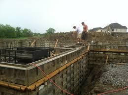 dysert concrete foundations