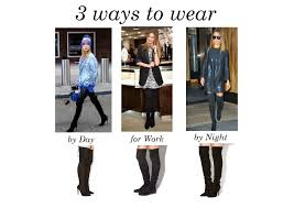 ugg boots sale in office 3 ways to wear otk boots shoe diary