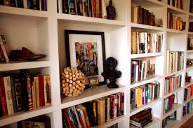 decoration how to make bookshelf decor with white wooden open