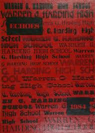 paul harding high school yearbook 1984 warren g harding high school yearbook online warren oh