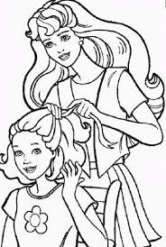 40 barbie coloring images barbie coloring