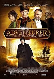film genre action terbaik 2014 out the adventurer the curse of the midas box on netflix redbox