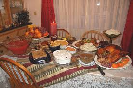 family thanksgiving traditions thanksgiving dinner wikipedia