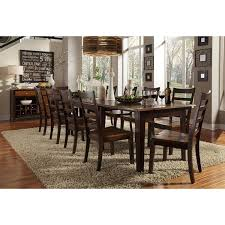 kitchen collection free shipping simply solid braelyn 10 piece solid wood dining collection free