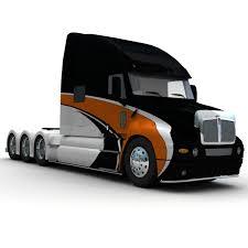 2016 kenworth t2000 model t2000 truck tridrive