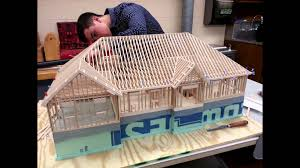 building the 1 24 scale architectural model youtube