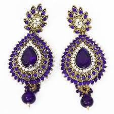 Chandelier Earrings India Indian Earrings Ebay