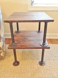 industrial tables for sale industrial style end tables steel pipe handmade side table for sale