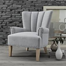 dorel living better homes and gardens richmond accent chair gray