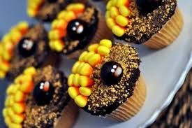 how to make thanksgiving turkey cupcakes with josh early candies